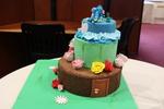 Alice and Wonderland by Jamika Hart and Jing Ying Wang