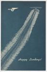 """Pan American Airlines """"Happy Landings!"""""""
